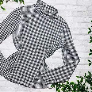 🎄xMAS in July SALE🎄 J. Crew checkered top